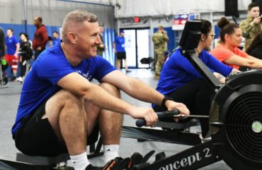 I CrossFitter ed il rowing